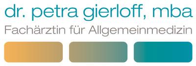 dr. petra gierloff, mba > Fachärztin für Allgemeinmedizin